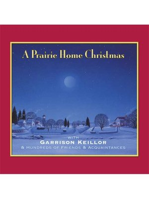 cover image of A Prairie Home Christmas