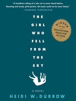 cover image of The Girl Who Fell from the Sky