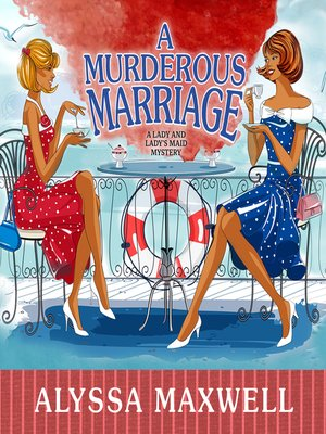cover image of A Murderous Marriage