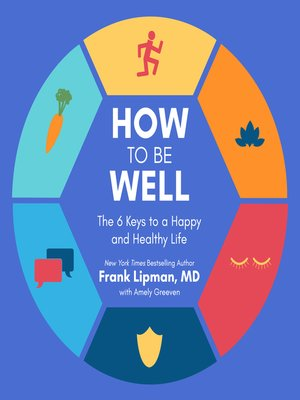 cover image of How to Be Well