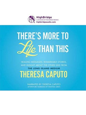 cover image of There's More to Life Than This