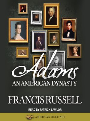 cover image of Adams