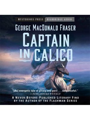 cover image of Captain in Calico