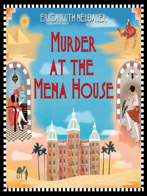 cover image of Murder at the Mena House