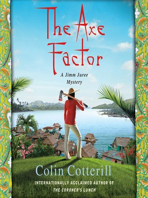 cover image of The Axe Factor