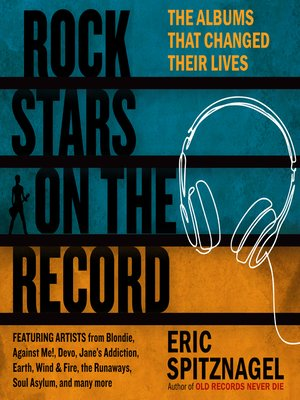 cover image of Rock Stars on the Record