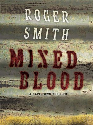 cover image of Mixed Blood