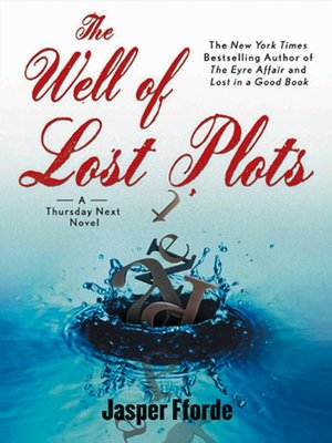 cover image of The Well of Lost Plots
