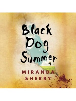 cover image of Black Dog Summer
