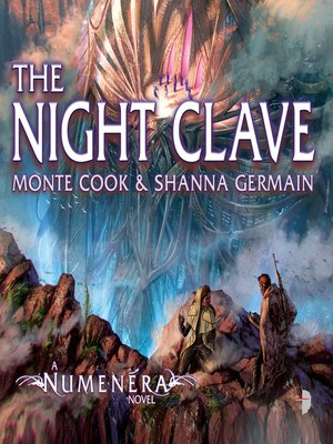 cover image of Numenera--The Night Clave