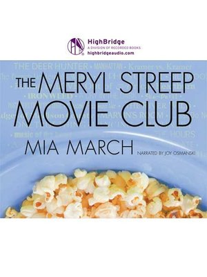 cover image of The Meryl Streep Movie Club