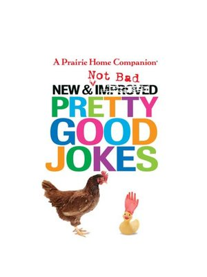 cover image of New and Not Bad Pretty Good Jokes