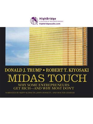 cover image of Midas Touch