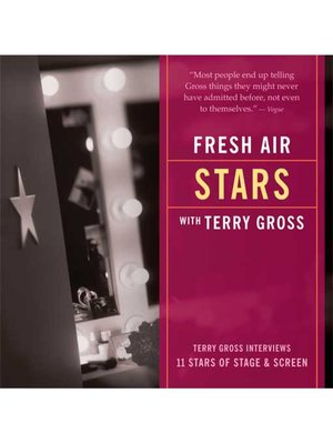 cover image of Fresh Air--Stars