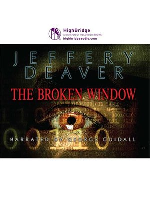 cover image of Broken Window