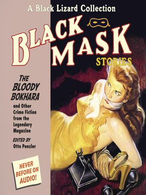 cover image of Black Mask Stories, Volume 6