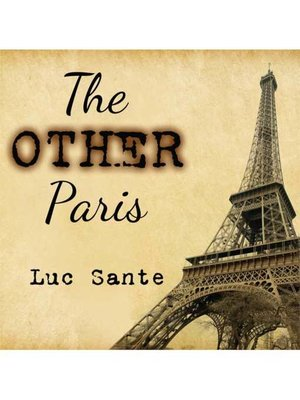 cover image of The Other Paris