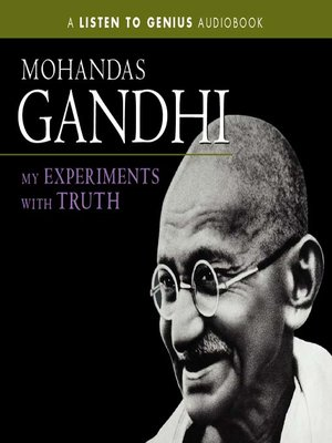 cover image of My Experiments with Truth