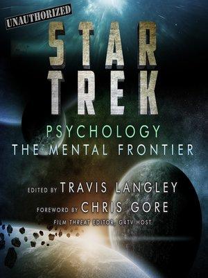 cover image of Star Trek Psychology