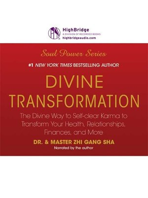 cover image of Divine Transformation