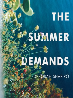 cover image of The Summer Demands