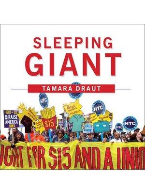 cover image of Sleeping Giant