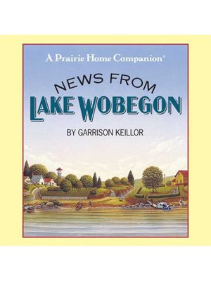 cover image of News from Lake Wobegon