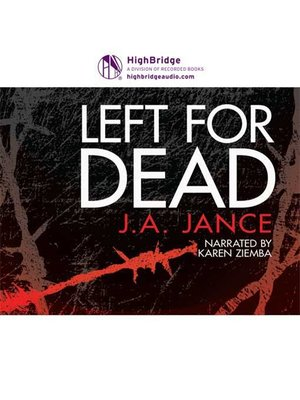 cover image of Left for Dead