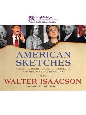 cover image of American Sketches
