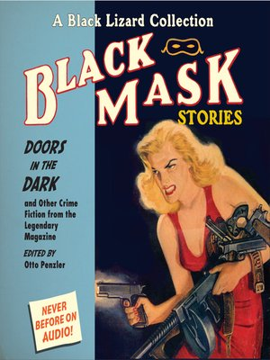 cover image of Black Mask 1--Doors in the Dark