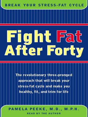 cover image of Fight Fat After Forty