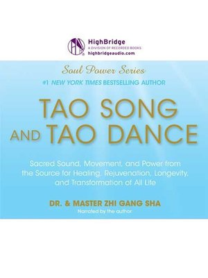 cover image of Tao Song and Tao Dance