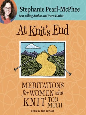 cover image of At Knit's End