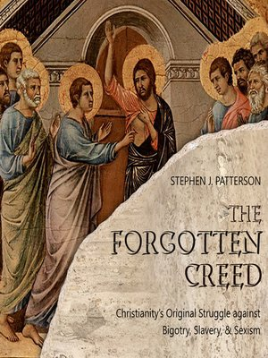 cover image of The Forgotten Creed