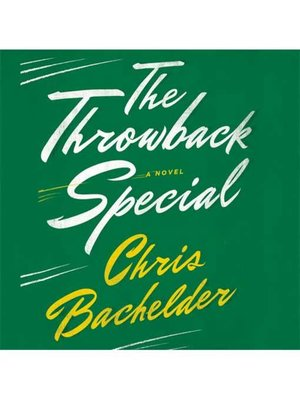 cover image of The Throwback Special