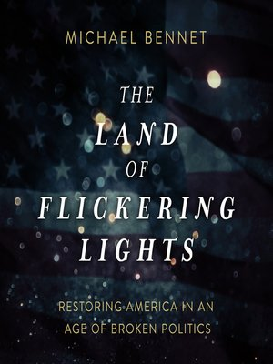 cover image of The Land of Flickering Lights