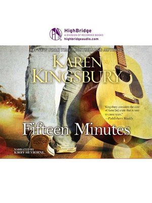 cover image of Fifteen Minutes
