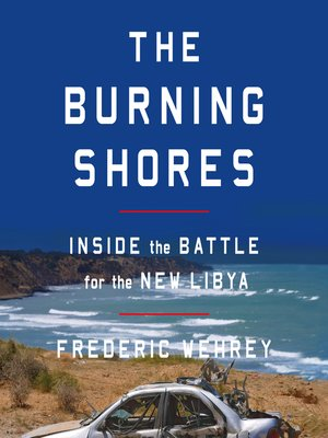 cover image of The Burning Shores