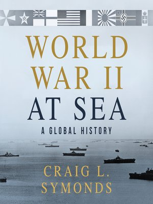 cover image of World War II at Sea