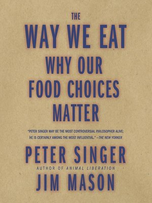 cover image of The Way We Eat