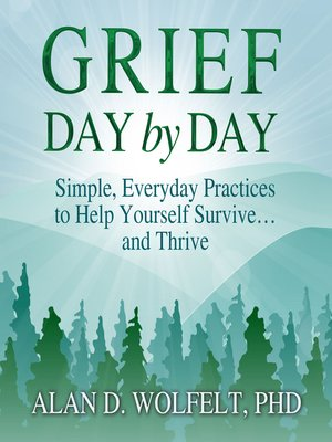 cover image of Grief Day by Day