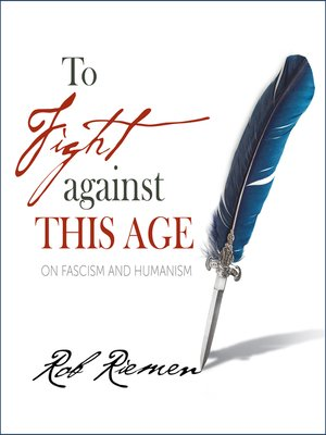 cover image of To Fight Against This Age