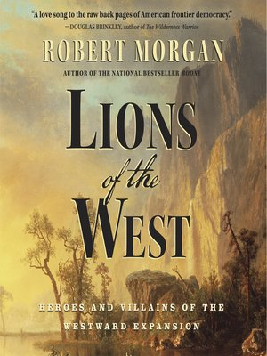 cover image of Lions of the West