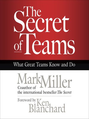 cover image of The Secret of Teams
