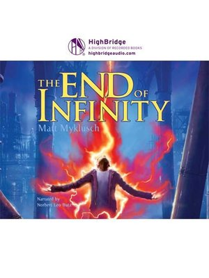 cover image of The End of Infinity