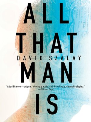 cover image of All That Man Is