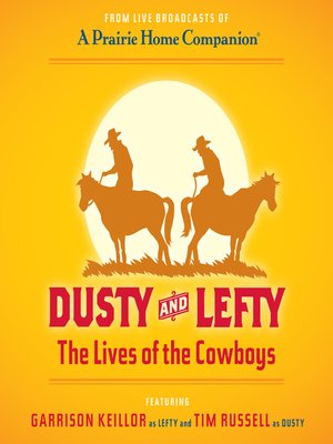 cover image of Dusty and Lefty