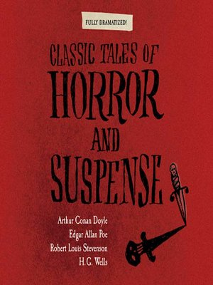 cover image of Classic Tales of Horror and Suspense