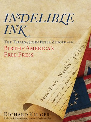 cover image of Indelible Ink
