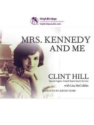 cover image of Mrs. Kennedy and Me